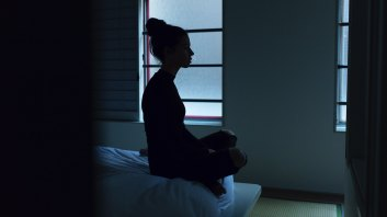 Insomniac - by Zeina El-Hoss (Photo by Ben Blennerhassett)