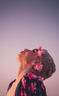 Prayer - by Farah Chamma (Photo by Waleed Shah)