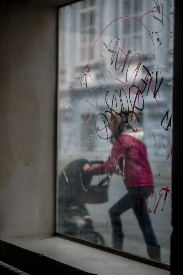 Inside, Outside - By Zeina El Hoss (Photo by Rene Bohmer)